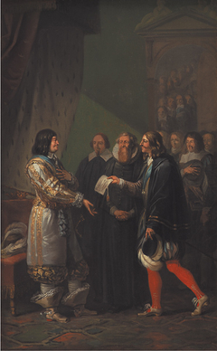 Absolute Monarchy Assigned to Frederik III in 1660