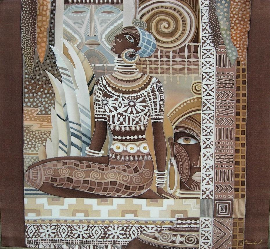 Африканка / African