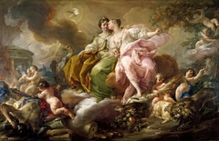 Allegory of Justice and Peace