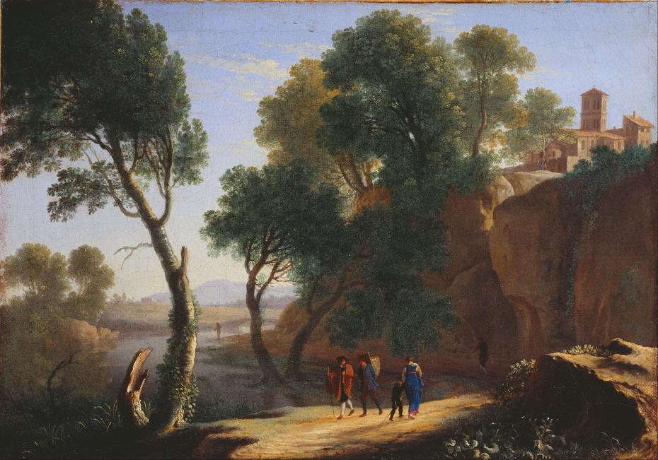 An Italian Landscape