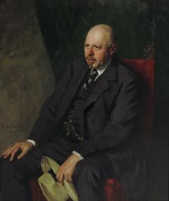 Anton Caspar Rudolph Dreesmann (1854-1934), mede-oprichter Vroom & Dreesmann