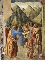 Baptism of the Neophytes