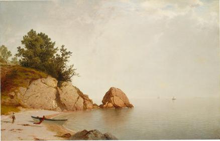 Beach at Beverly
