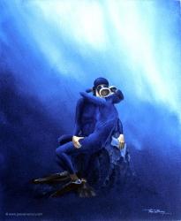 CALIN DE RODIN - Cuddle- by Pascal