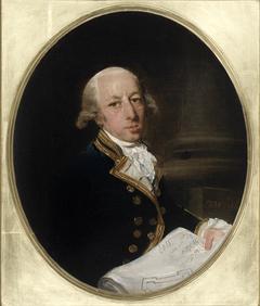 Captain Arthur Phillip, ca. 1787, by Francis Wheatley
