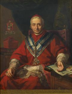 Cardinal Juan José Bonel y Orbe