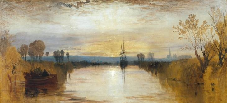 Chichester Canal (painting)