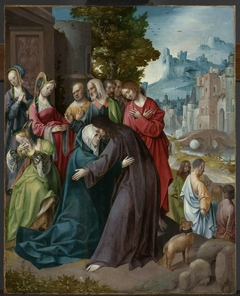 Christ Taking Leave of his Mother