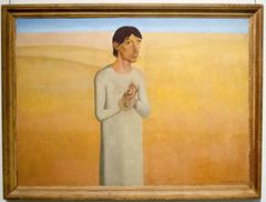 Christus in de woestijn