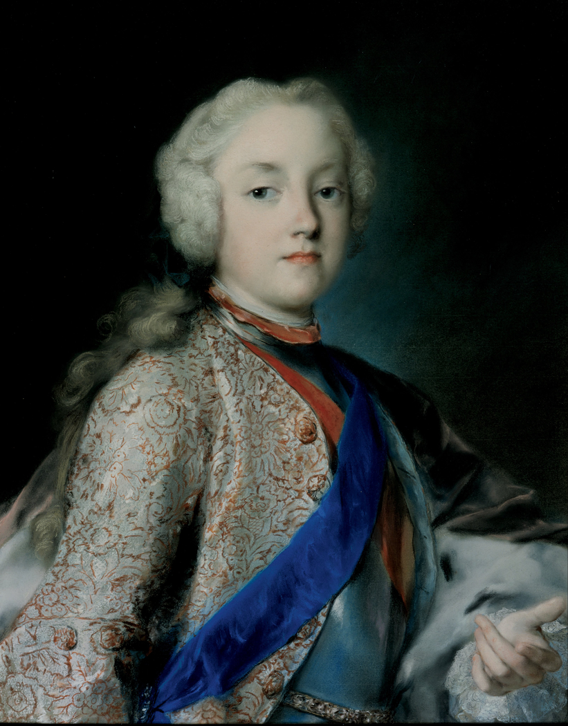 Crown Prince Friedrich Christian of Saxony (1722-1763)