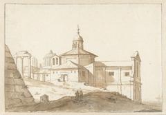 De S. Maria Liberatrice aan het Forum Romanum te Rome