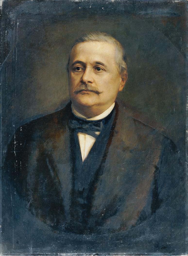 Der kaiserliche Rat und Reichstagsabgeordnete Isaak Rubinstein