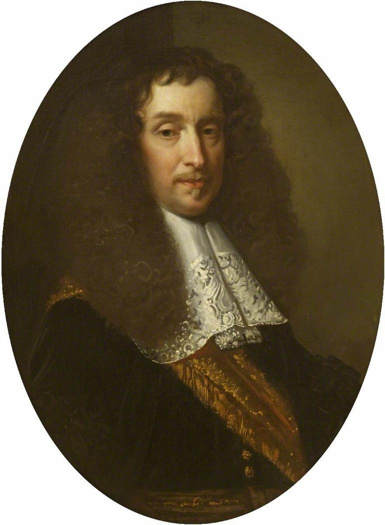 Dr Peter Barwick (1619 - 1705)