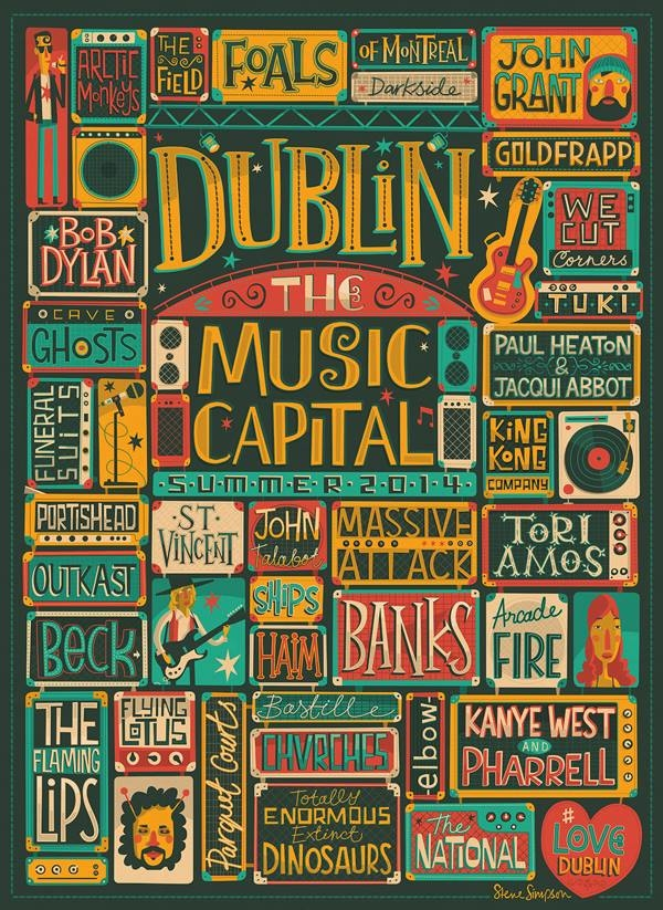 Dublin - The Music Capital