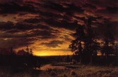 Evening on the Prairie