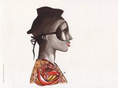 Fashion Illustration Nr. 14
