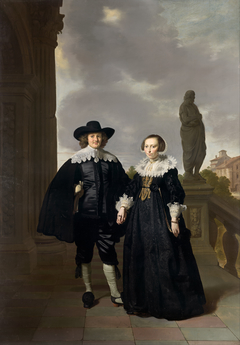 Frederick van Velthuysen and his wife, Josina