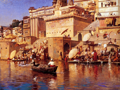 Ganges River in Varanasi