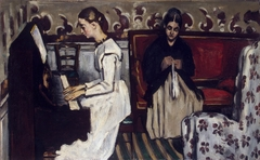 Girl at the Piano (The Overture to Tannhauser)