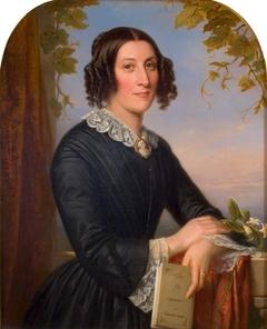 Henriette Elisabeth Jacqueline Bienfait (1824-1859), vrouw van Petrus Augustus de Genestet