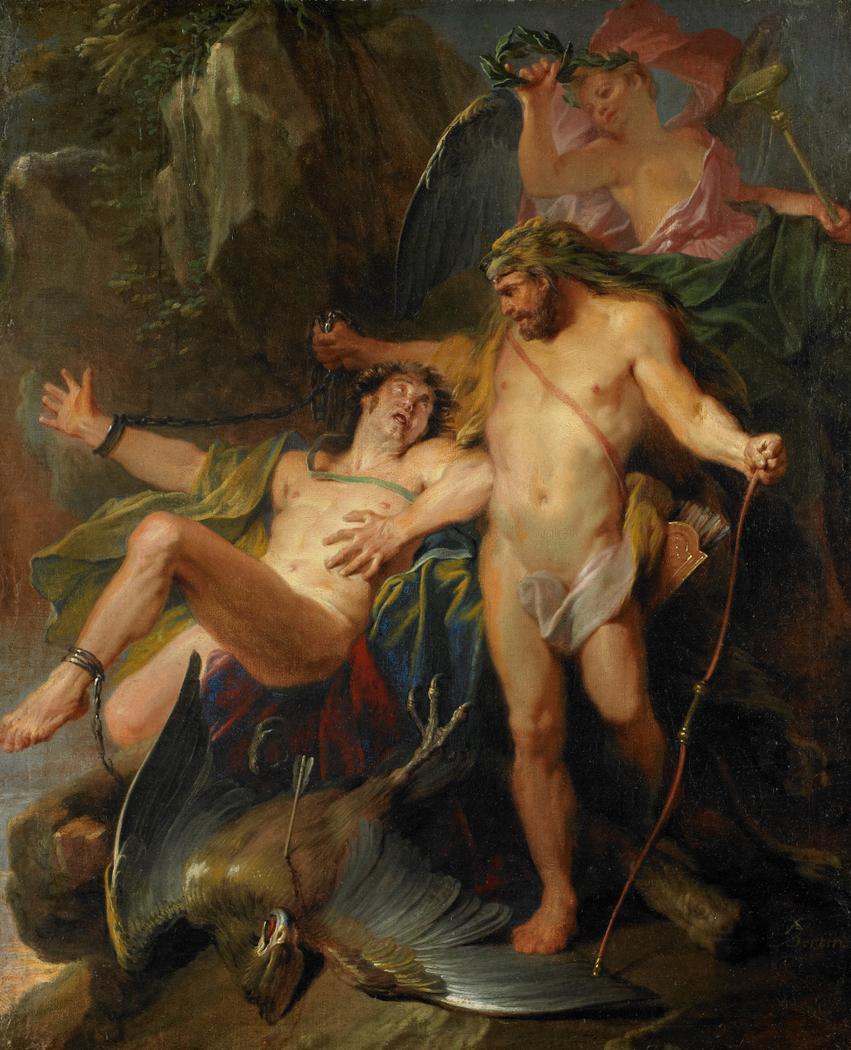 Hercules Delivering Prometheus