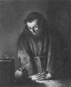 Hl. Frankiskus von Assisi (Werkstatt)