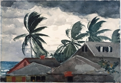 Hurricane, Bahamas