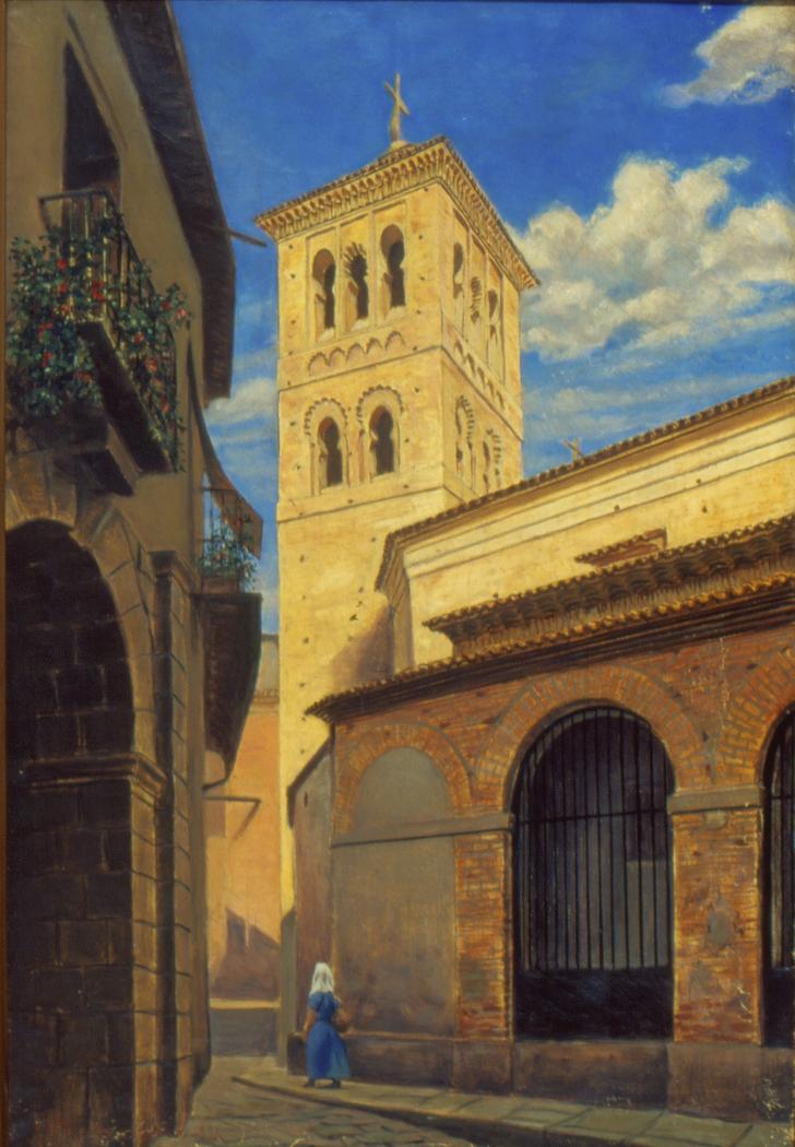 Igreja de São Romão em Toledo