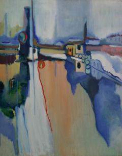 Il canale al macello vecchio
