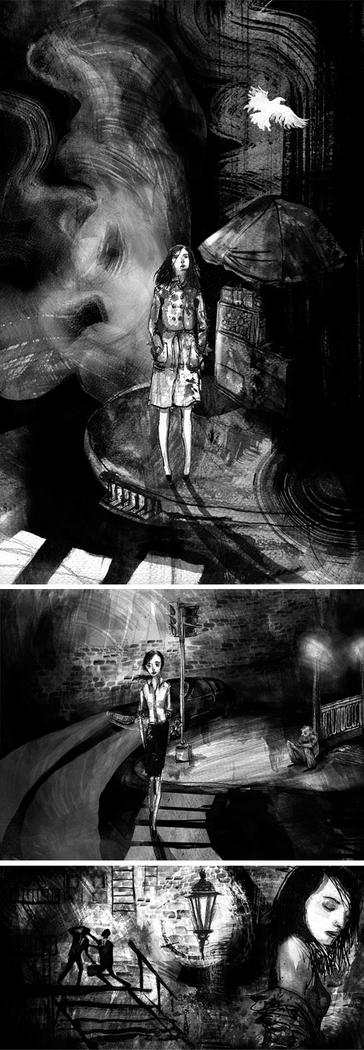 Illustrations for 'Damages'