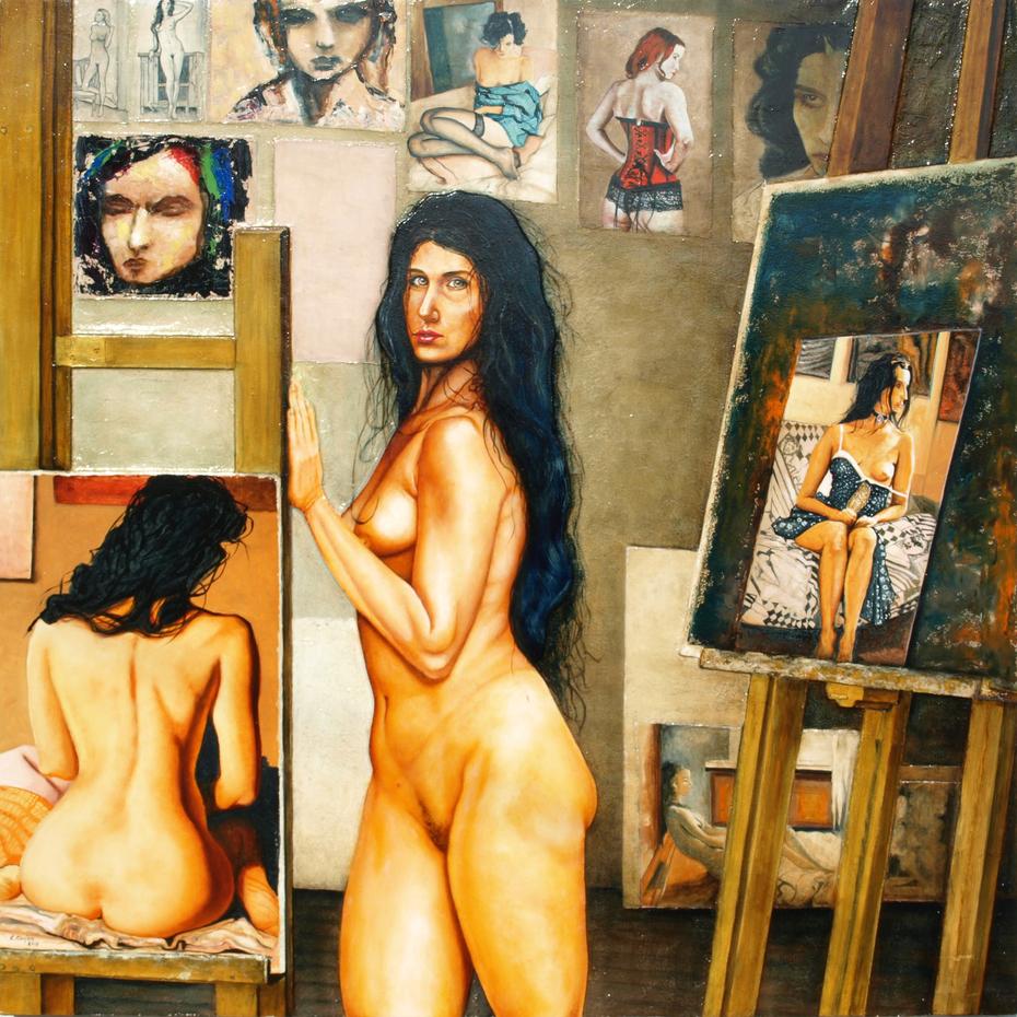 'In studio'