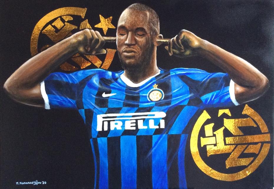 Inter- Lukaku (football player)