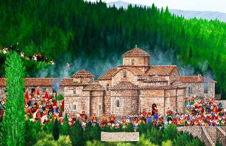 Ι.Μονή Αγάθωνος / Agathonos Monastery