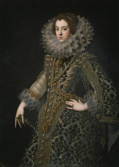 Isabel de Borbón reina de España primera esposa de Felipe IV