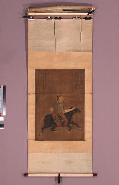 Jeździec mongolski