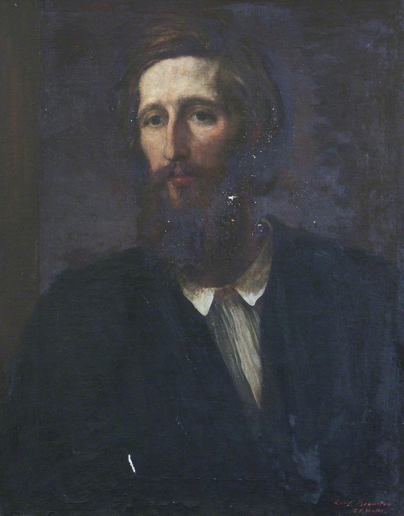 John William Spencer Brownlow Egerton-Cust, 2nd Earl Brownlow (1842-1867)