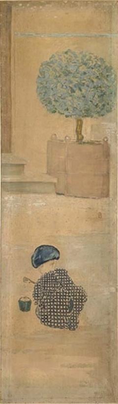 L'Enfant au pâté de sable