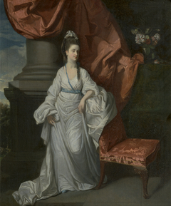 Lady Grant, Wife of Sir James Grant, Bt.