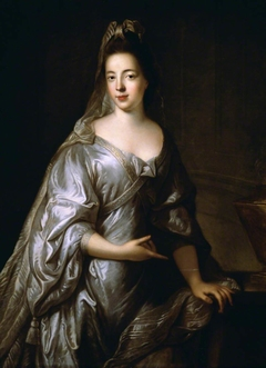 Lady Lucy Herbert (1668-1744), later Prioress of the English Austin Canonesses at Bruges, as a Vestal Virgin