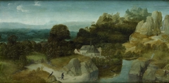 Landscape with the Temptation of Saint Antony Abbot