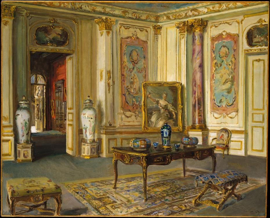 Le Grand Salon, Musée Jacquemart-André