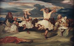 Les danseurs albanais