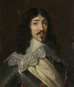Louis XIII, 1601 - 1643. King of France