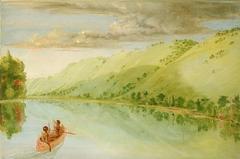 Madame Ferrebault's Prairie, above Prairie du Chien