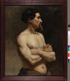Male Model, Academy Study