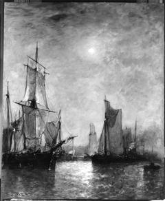 Moonlight In Holland