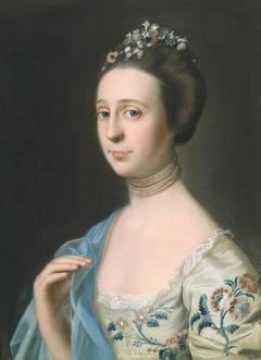 Mrs. Henry Hill (Anna Barrett)