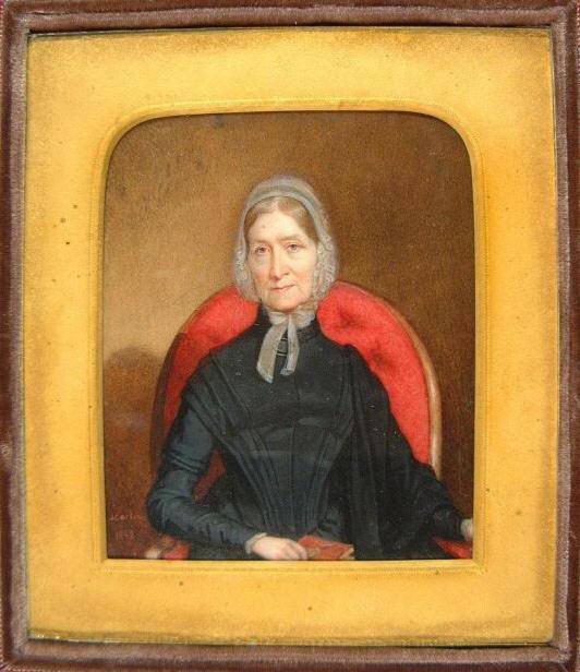 Mrs. Nicholas Fish (Elizabeth Stuyvesant)