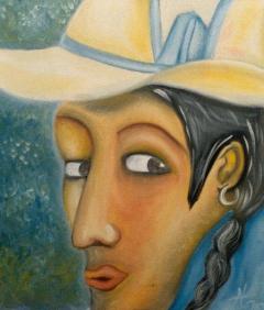 Mulher Peruana / Peruvian woman