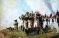 Napoleon near Borodino